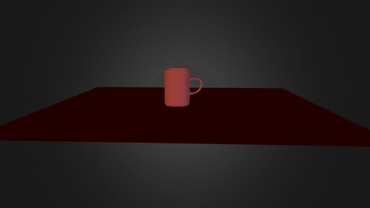 coffee_mug.3DS 3D Model