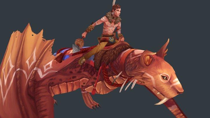 Indigenous 3D Model