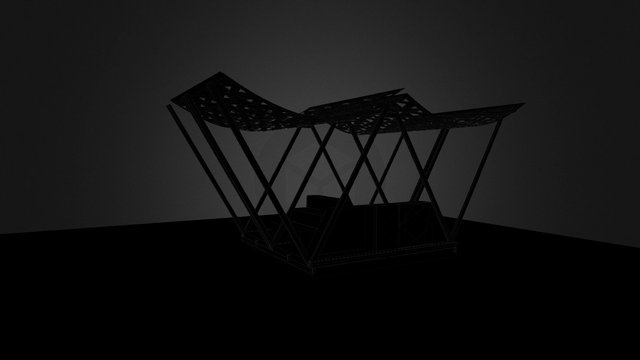 T-haus model 3D Model