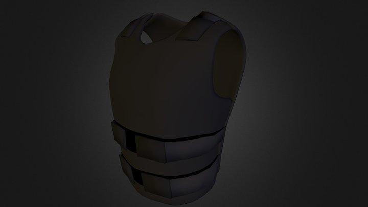 kevlar_kamizelka 3D Model