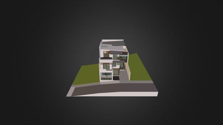 007 3D Model