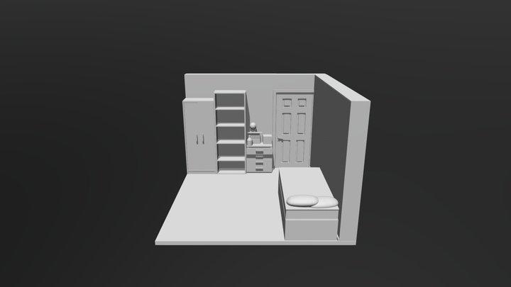ModelingWithPrimitives 3D Model