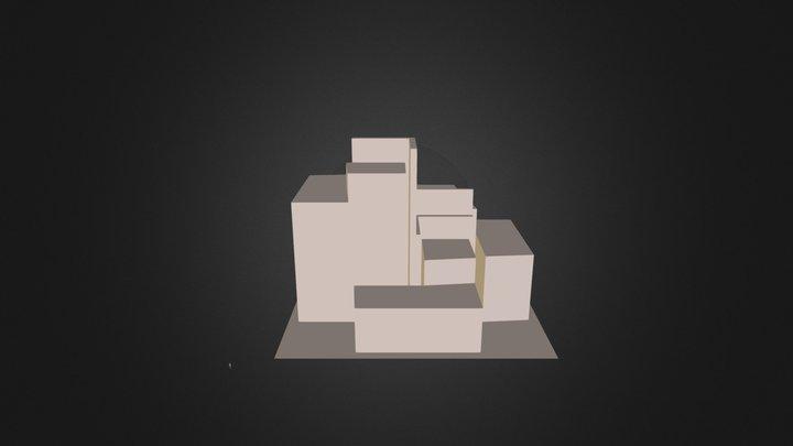 Cruzzle 3D Model