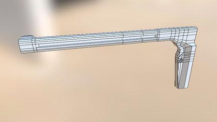 BT-KH9 Stock 3D Model