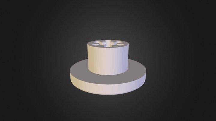 Pieza 4 C 3D Model