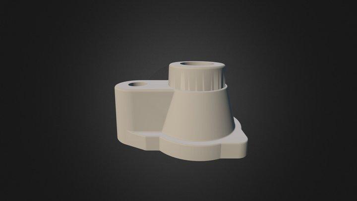 Socle 3D Model