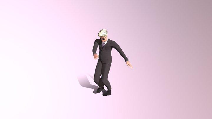 Had bailando 3D Model