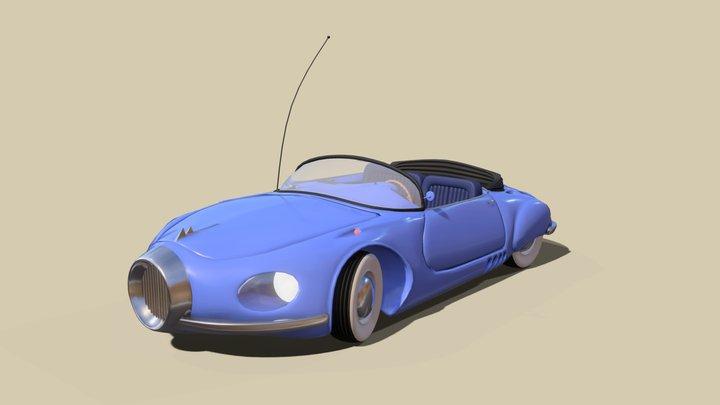Turbotration 3D Model