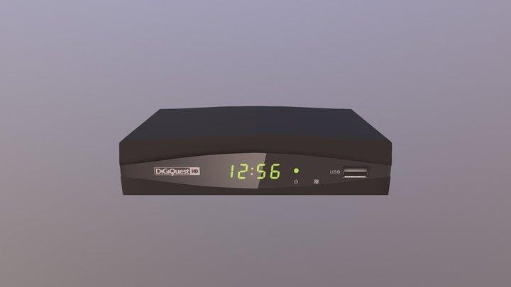 Dgq690 3D Model