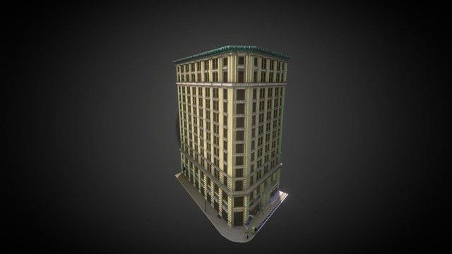 Sketchfab HQ - NYC 3D Model