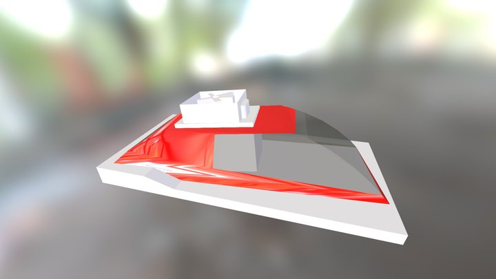 Car Roof 3D Model