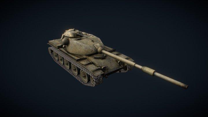 т95е6 3D Model