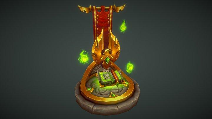 Kael'thas Shrine 3D Model