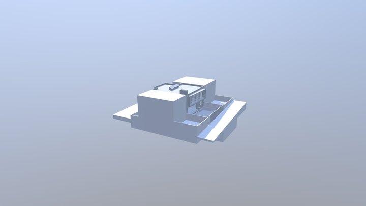 1703 VU RQNA 3D Model