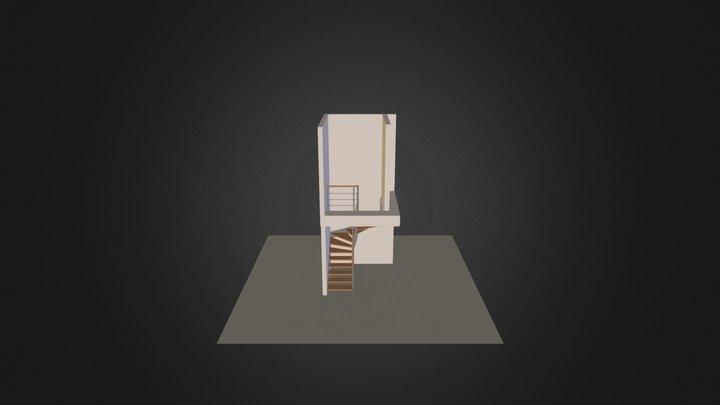 Gramera schody ADA 3D Model