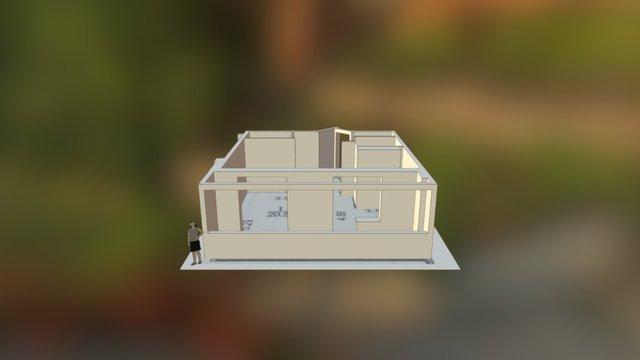KVAR001 3D Model