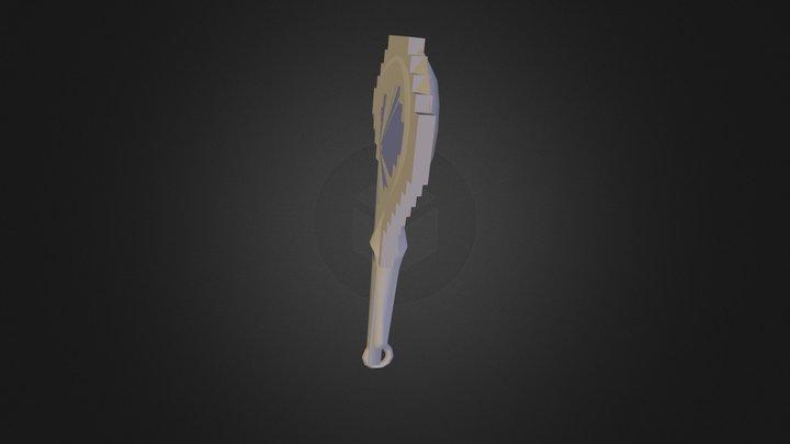 Diamond Hook 3D Model
