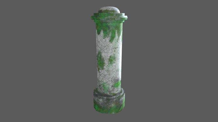 Pillar V1 3D Model