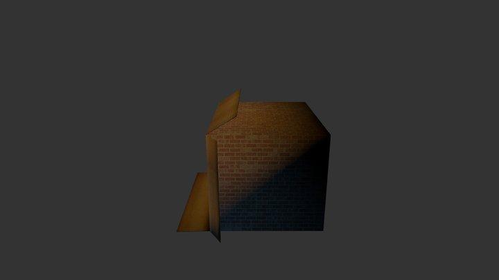 80ЫЕ 3D Model