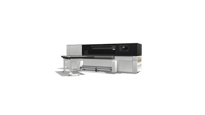 P5 210 VSR NOLABEL 3D Model