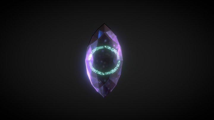 Magic Diamond 3D Model