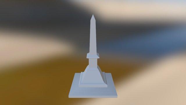 Pirulito 3D Model