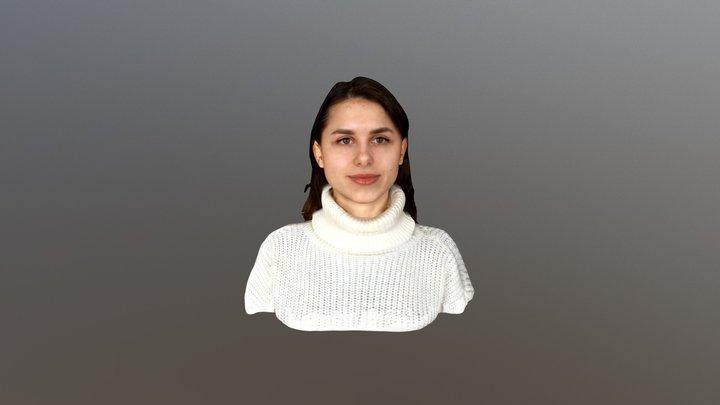 Ann Korniets 3D Model