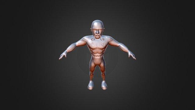 Male 03 3D Model
