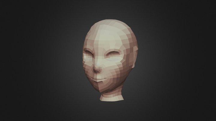 Greg - Topology (WIP) 3D Model