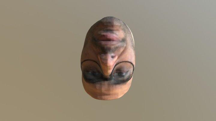 Nick @ FB 3D Model