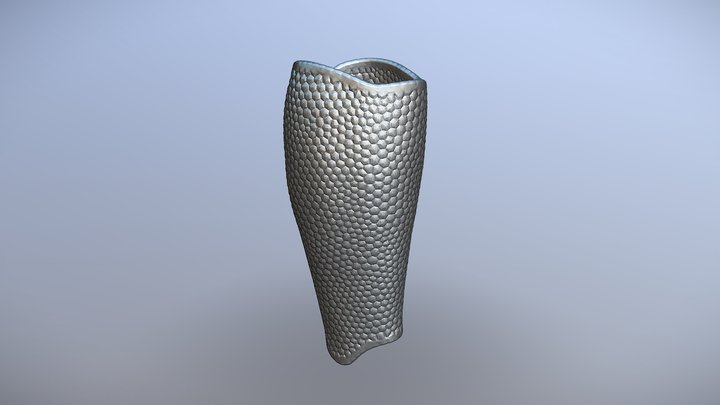 Diamond Skin 3D Model