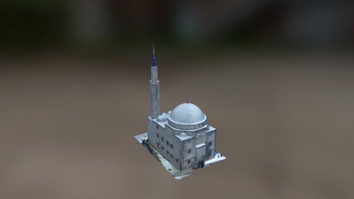 Gökova Camii 3D Model