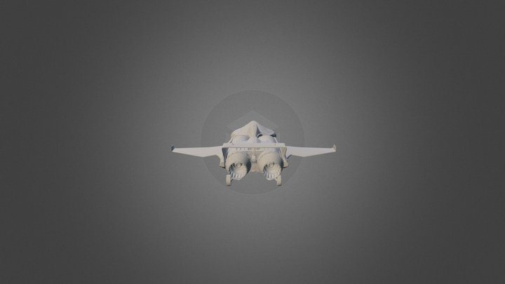 ORIGIN: M50 3D Model
