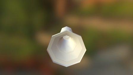 Chess Piece C 3D Model