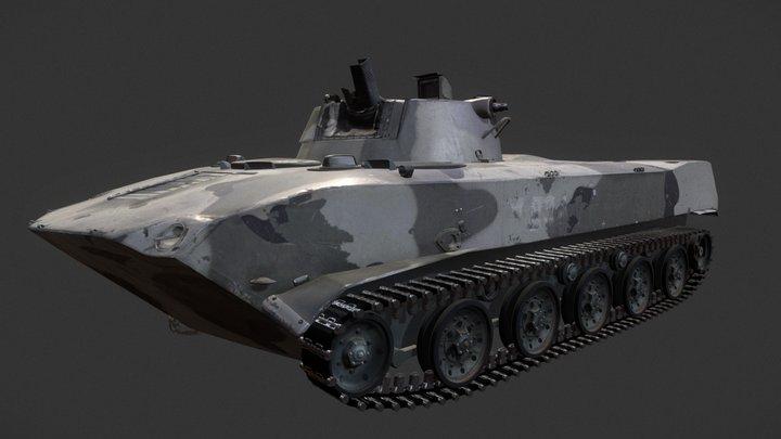 Boyevaya Mashina Desanta 3D Model