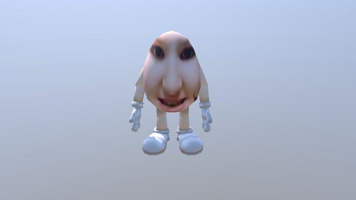 bubberbichtest8 3D Model