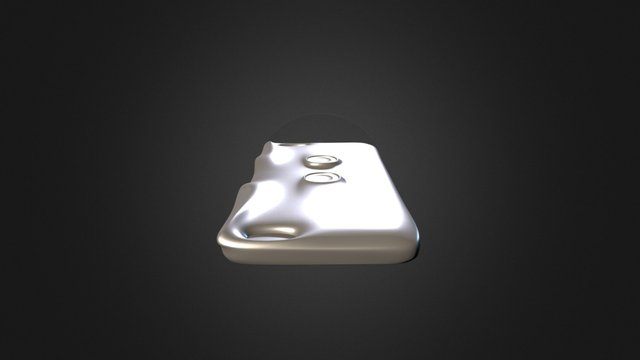 Iphone6 Plus_ CaseDesign- PresentationOnly 3D Model