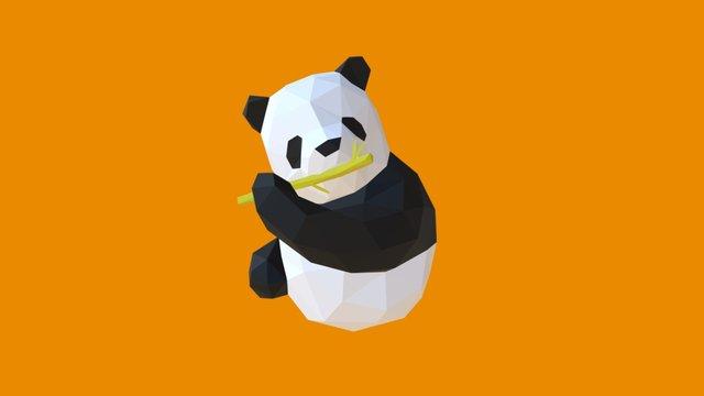 DT WORKSHOP Panda Kickstarter 3D Model