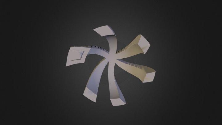 מחבר איבקה 3D Model