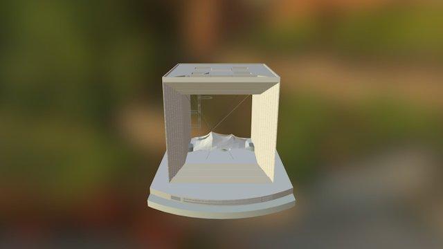 La Defense 3D Model