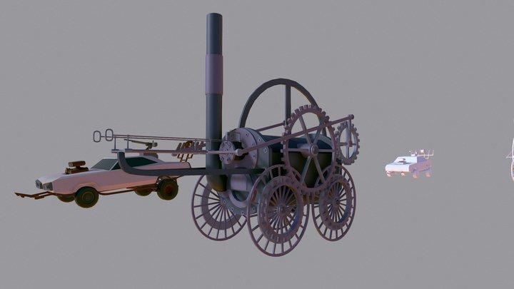 Homework 5 3D Model