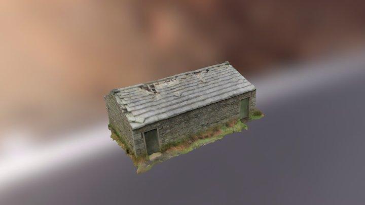 Hogg House, Keld Side Fell 3D Model