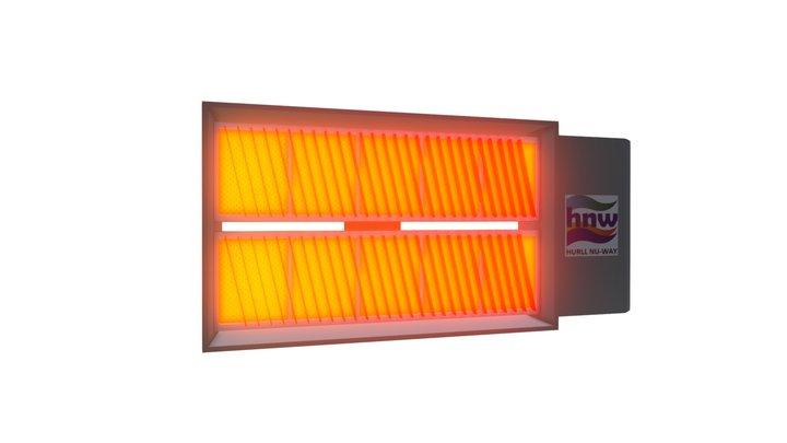 Heater RI32 3D Model