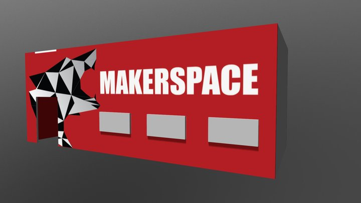 Makerspace Mock 3D Model