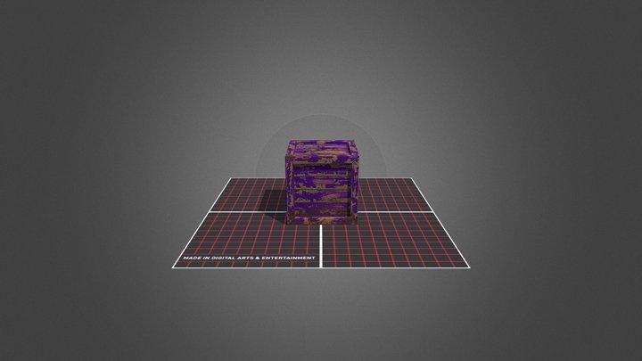 Crate_Test 3D Model