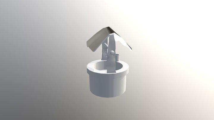 Ye Olde Well 3D Model