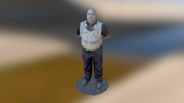 Robert 3D Model