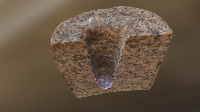 Wilmot Stone Hole 3D Model