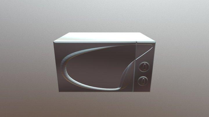 E1v3czoctdkw-microwave 3D Model