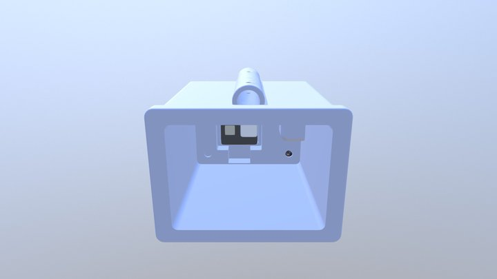 RC Imaging Box for Iron Ore 3D Model